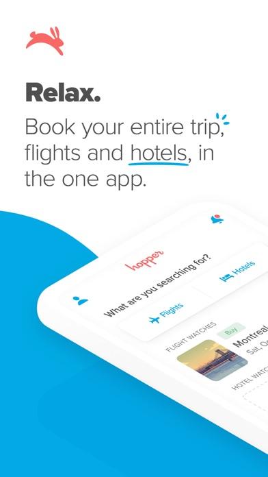 Hopper - Airfare Predictions screenshot