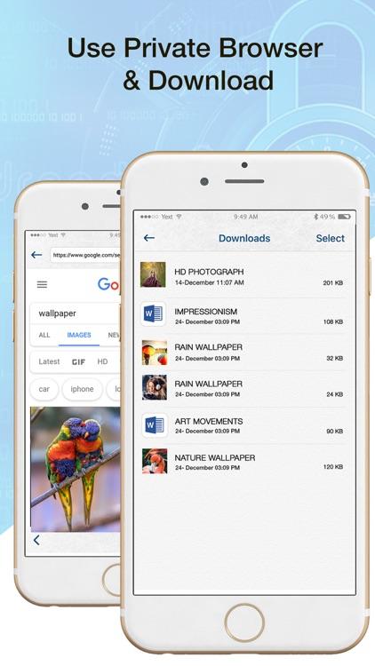 Photo Vault - Hide Photos Pro screenshot-3