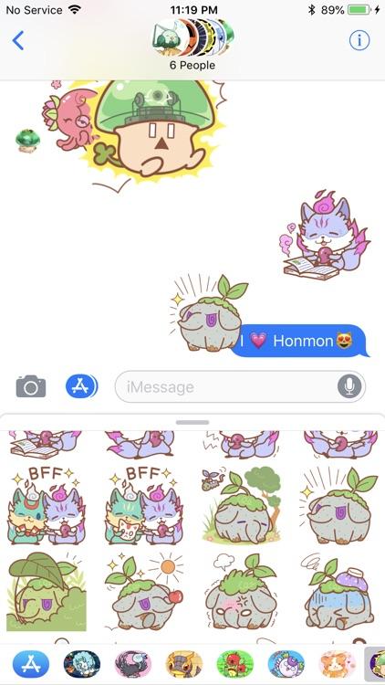 Honmon: Denkinoko & Friends screenshot-9