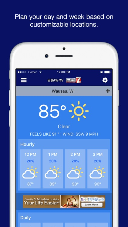 WSAW News screenshot-3