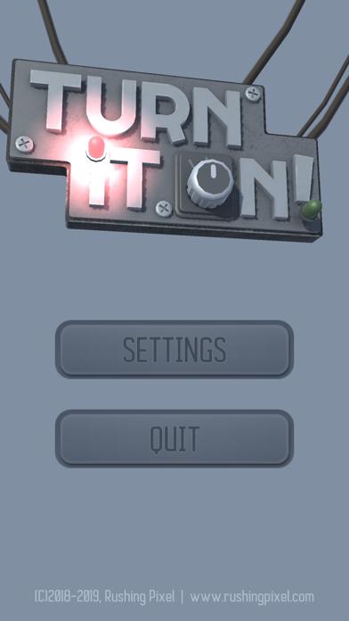 Turn It On! - 窓用