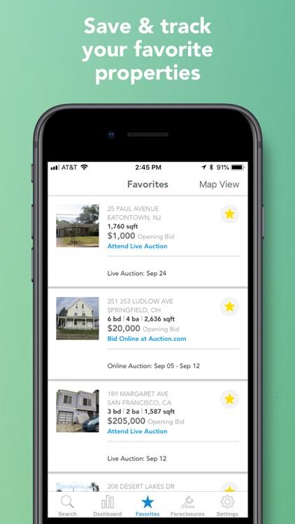 Auction.com - Homes for Sale screenshot-4