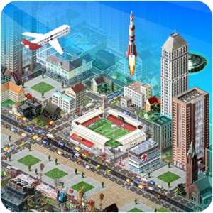 TheoTown - Games app