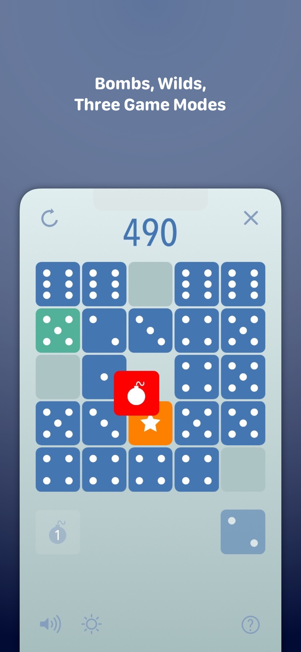Diced - Puzzle Dice Game hack tool