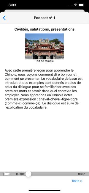 Chinoisabc En App Store