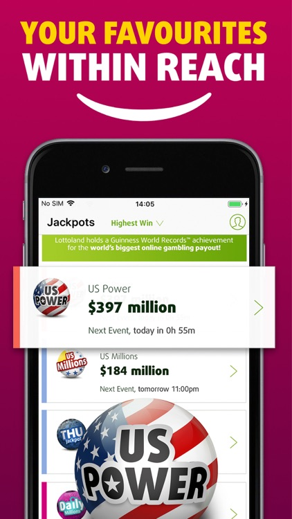 Lottoland App - Jackpot Bets screenshot-4