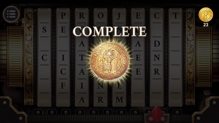 WORDex: Fun Cryptex Word Games screenshot-8