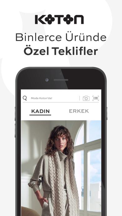 Koton:Giyim Alışveriş Sitesi iphone ekran görüntüleri