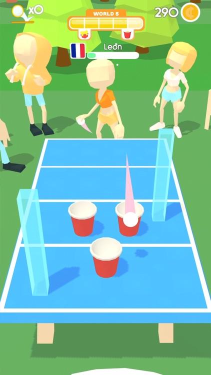 Pong Party 3D screenshot-3
