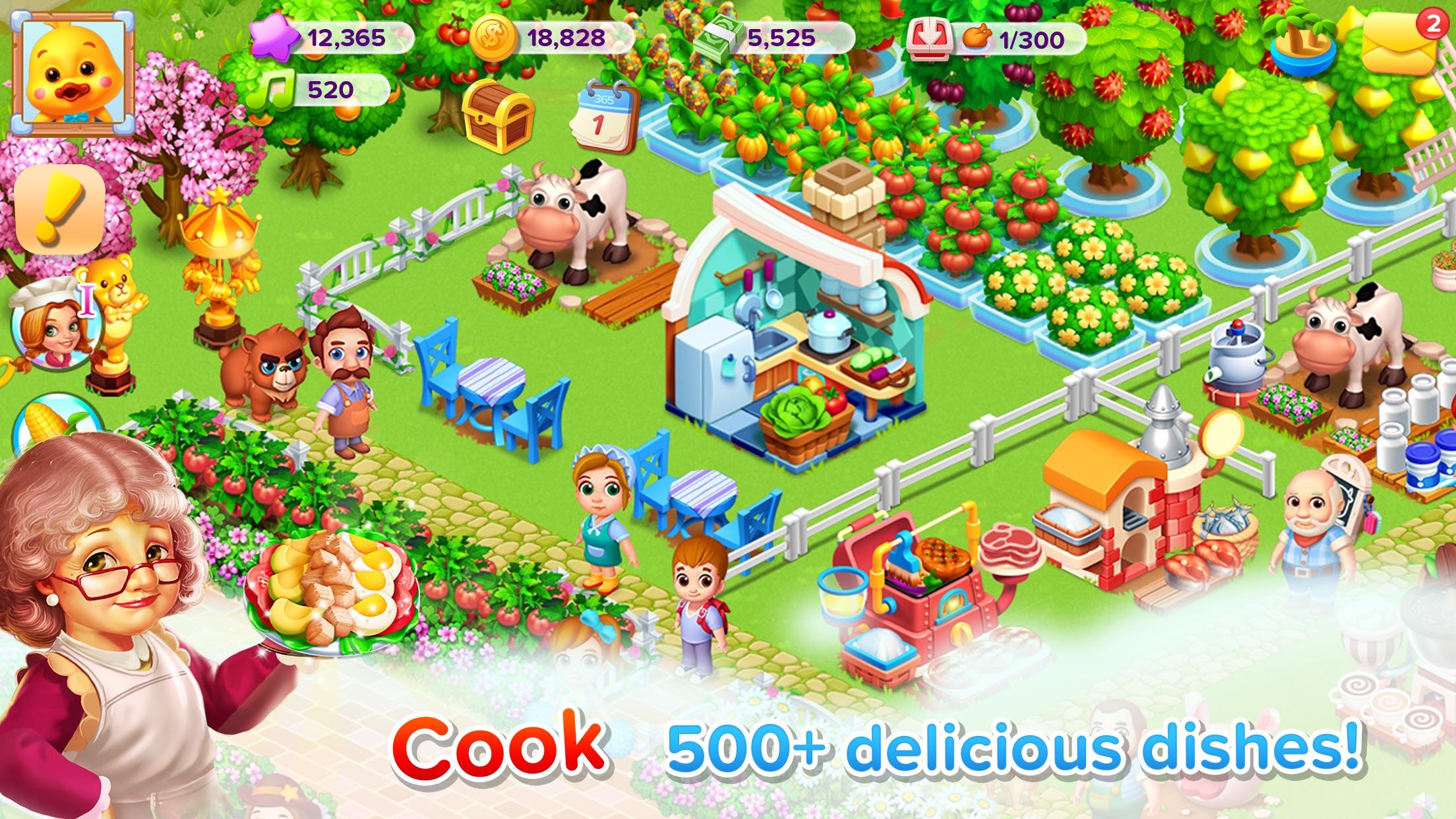 Family Farm Seaside Screenshot