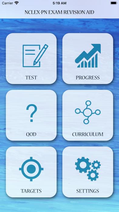 NCLEX - PN Exam Revision Aid screenshot 1