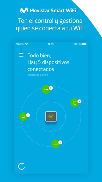 Movistar Smart WiFi screenshot-0