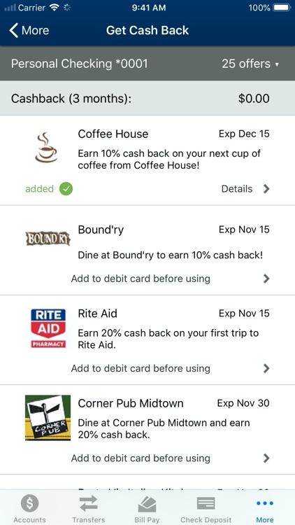 myCCCU Mobile Banking screenshot-6