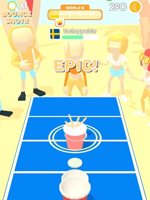 Pong Party 3Dのおすすめ画像5