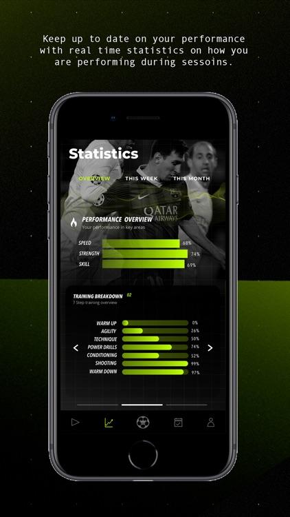 ON THE BALL - Soccer Training screenshot-3
