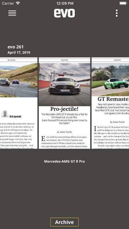 evo Magazine screenshot-3