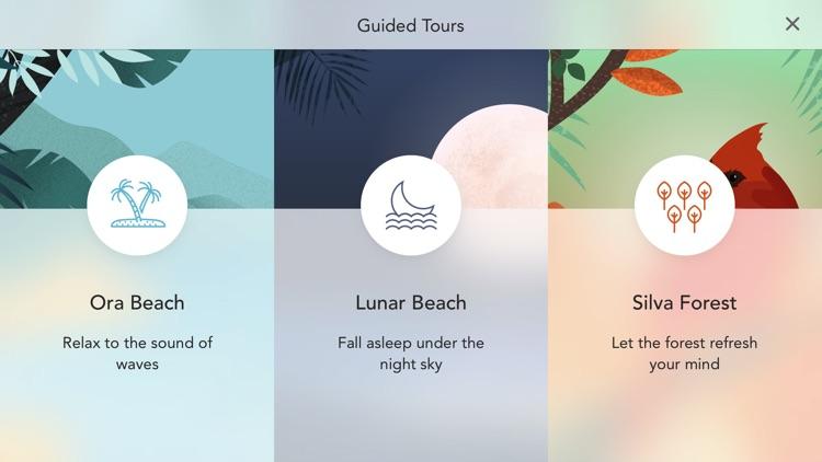 Sonus Island: Relaxing Sounds screenshot-4