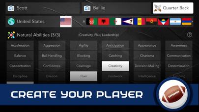 Football Superstar: US Edition screenshot 2