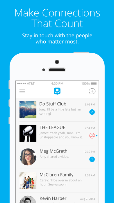download GroupMe apps 4