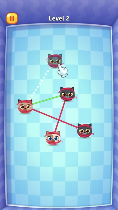 Knotty Cats screenshot 4
