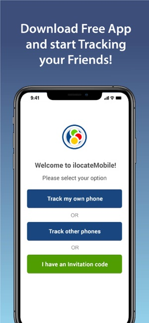Track My Phone For Free >> Track Any Phone Ilocatemoble On The App Store