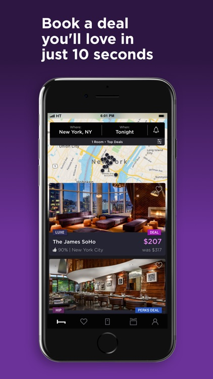 HotelTonight - Hotel Deals screenshot-0