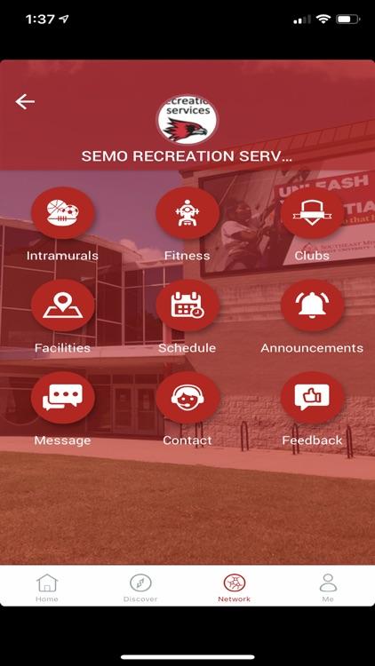 SEMO Recreation Services