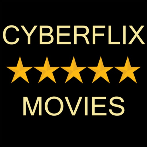 Cyberflix Movies and TV Shows iOS App