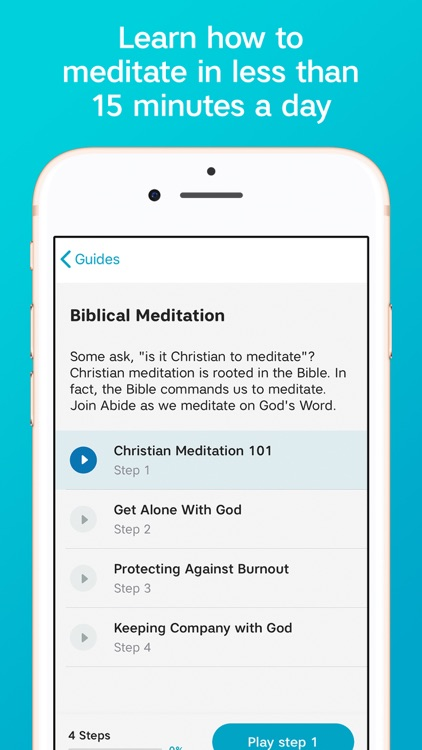 Abide Bible & Sleep Meditation screenshot-4