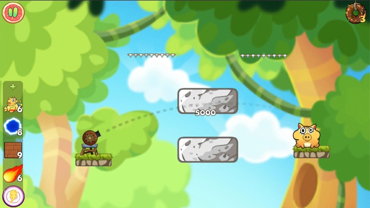Hungry Piggy Donuts Mania screenshot-4