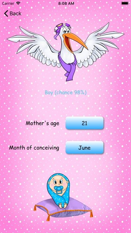 Boy Or Girl - Gender Predictor screenshot-3