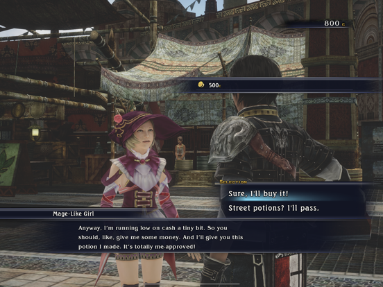 THE LAST REMNANT Remastered screenshot 10