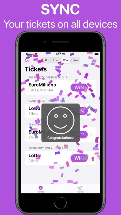 Lotto Lens screenshot-6