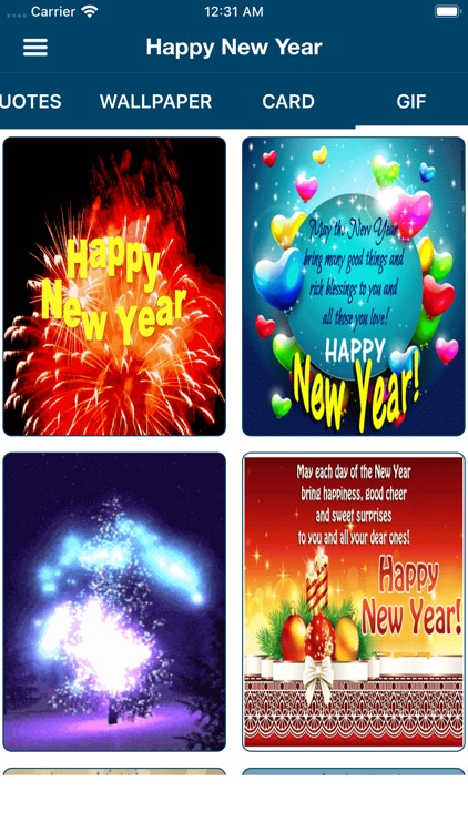 Happy New Year Wishes & Cards
