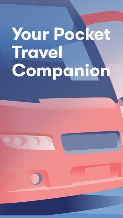 Omio: Book train, bus & flight screenshot one