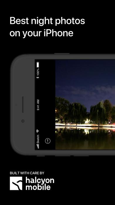 NeuralCam NightMode screenshot 1
