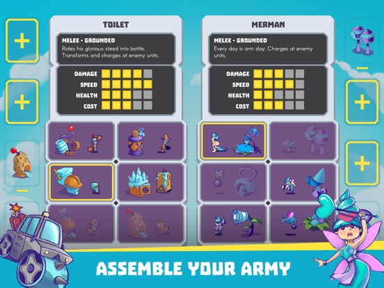 Versus: Unfriendly Frenzy screenshot #2