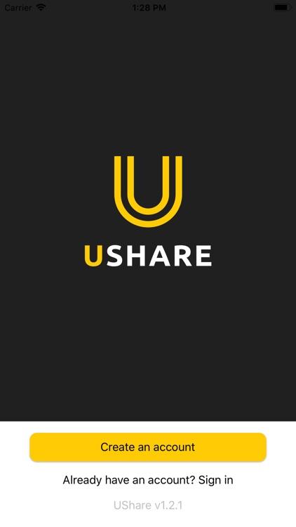 UShare Rider