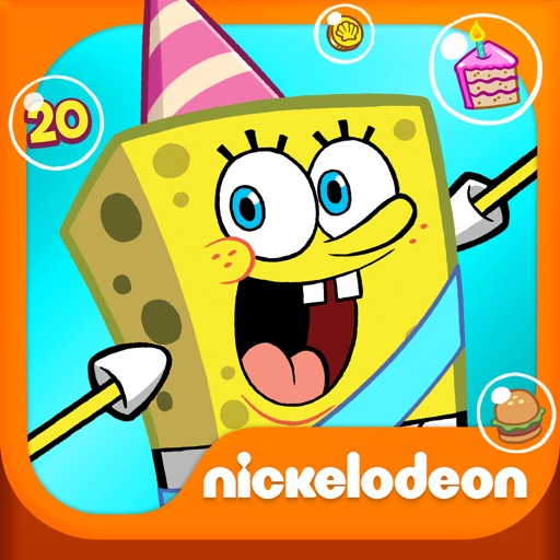 SpongeBob Moves In