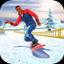 Snowboard Ski Racing 2020
