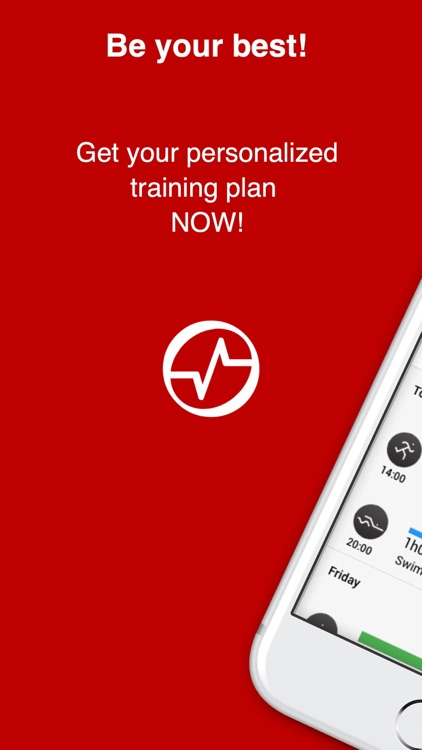 Running training Plans screenshot-0