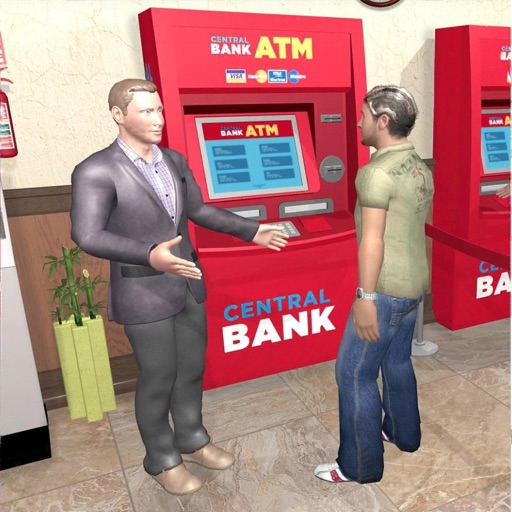 ATM Cash & Money Simulator 3D