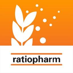 ratiopharm Pollen-Radar