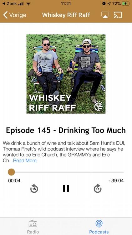 Country Music RADIO screenshot-8