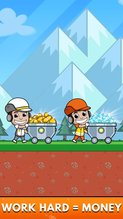 Idle Miner Tycoon: Gold & Cash screenshot-3