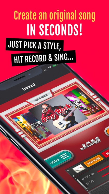 Jam: Instant Song Creator screenshot-0