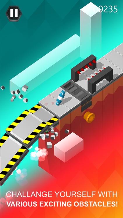 Fidget Stick - Block Runner screenshot-0