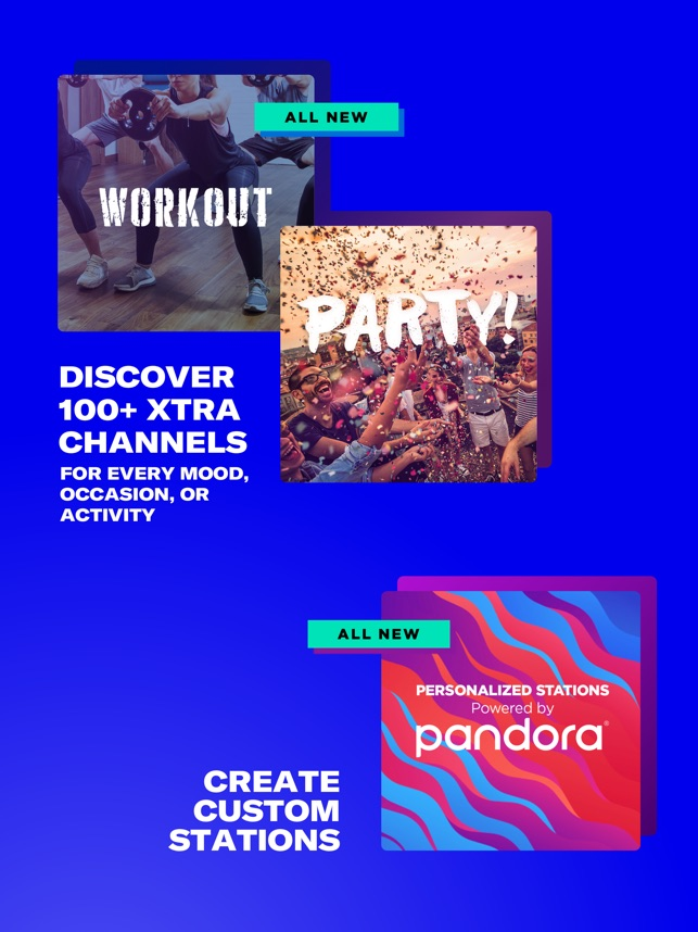Sirius Xm Christmas 2019.Siriusxm Music Comedy Sports On The App Store