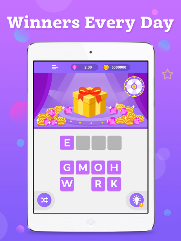 Words Luck: Search, Spin & Win screenshot 5