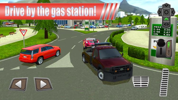 Gas Station: Car Parking Sim screenshot-0